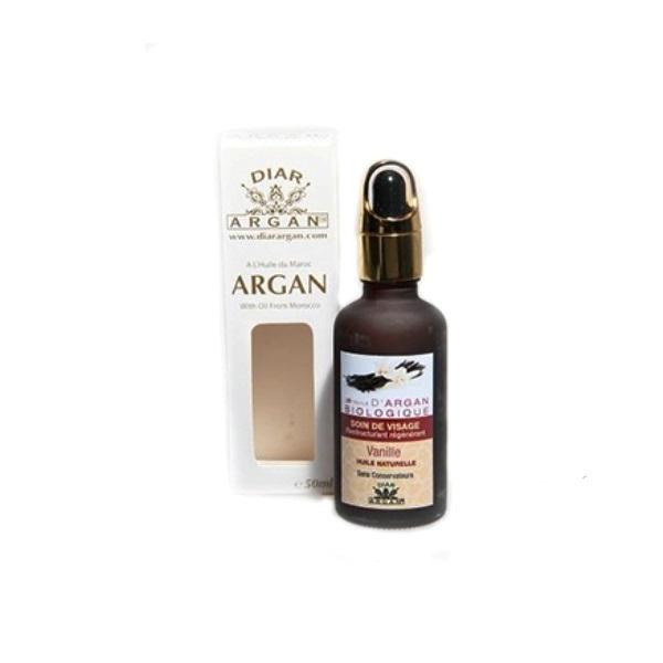 Diar Argan Arganovo ulje sa vanilom za negu lica 50ml