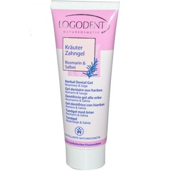 Logona pasta za zube ruzmarin i žalfija 75 ml
