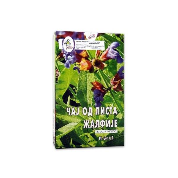 Čaj od lista žalfije J. Pančić 50g