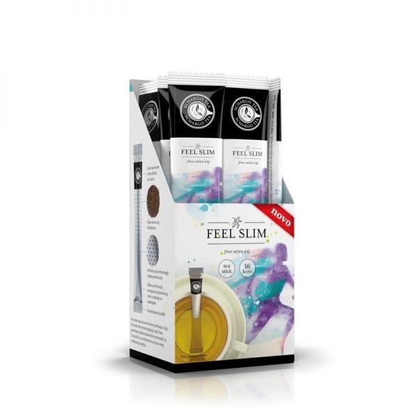 Feel slim čaj Schargo Tea 2g - kesica