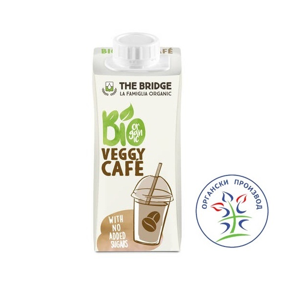 Organska Vege Kafa The Bridge 200ml
