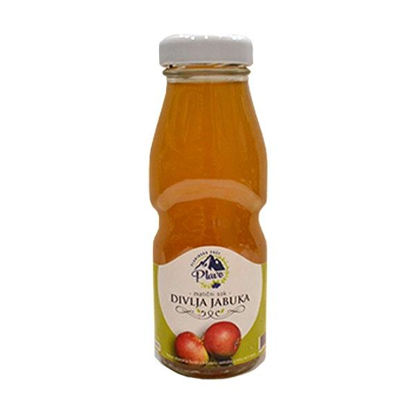 Matični sok od divlje jabuke Plavo 200ml