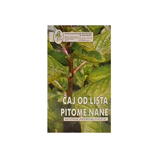 Čaj od lista pitome nane J. Pančić 50g