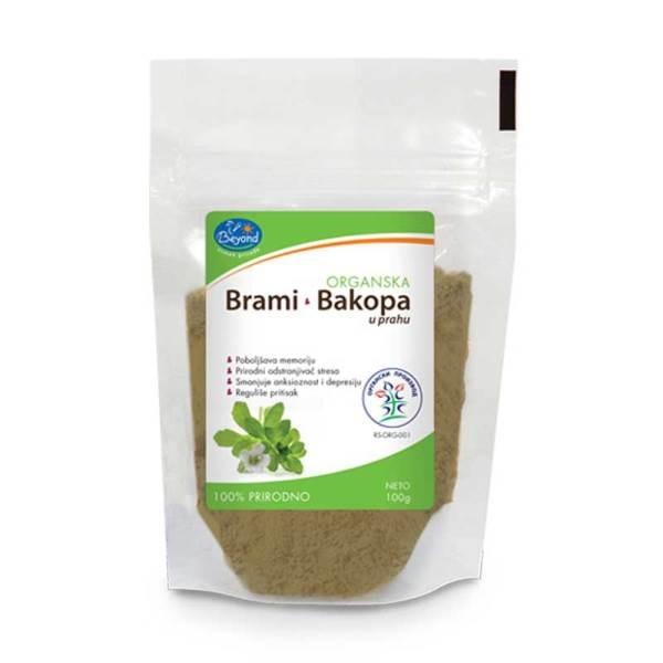 Brami Bakopa u prahu organic Beyond 70g