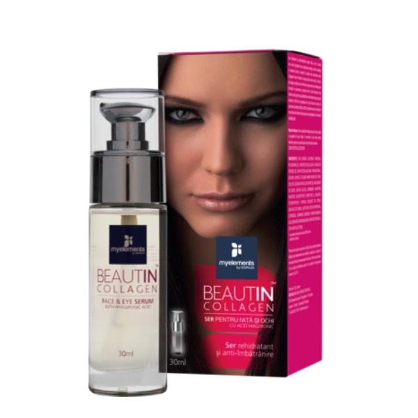 Beautin collagen serum za lice i oko očiju 30ml