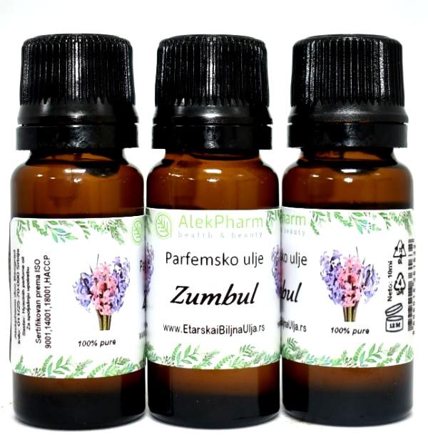 Parfemsko ulje zumbul 10ml