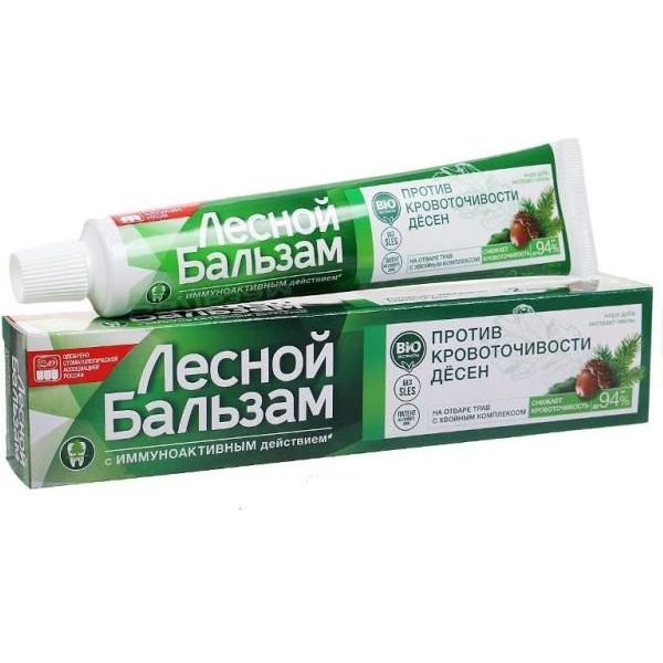 Šumski balzam Zubna pasta protiv krvarenja desni 75ml