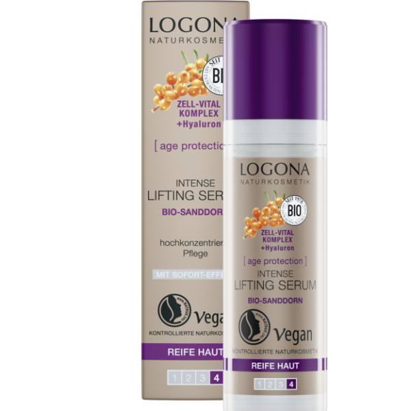 Logona Age Protection Lifting serum za lice 30ml