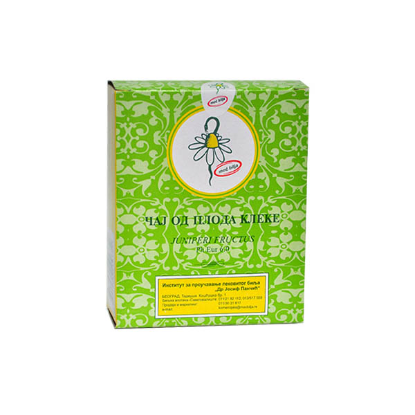 Čaj od ploda Kleke 80g