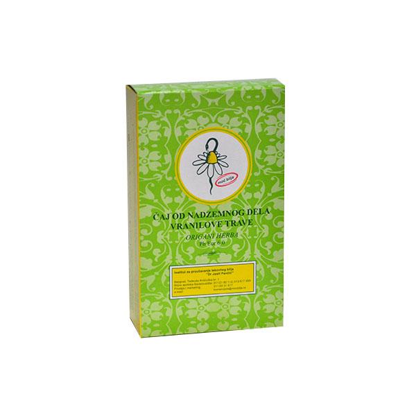 Čaj od Vranilove trave 80g