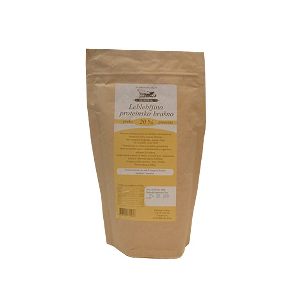 Leblebijino proteinsko brašno Ecovital 200g
