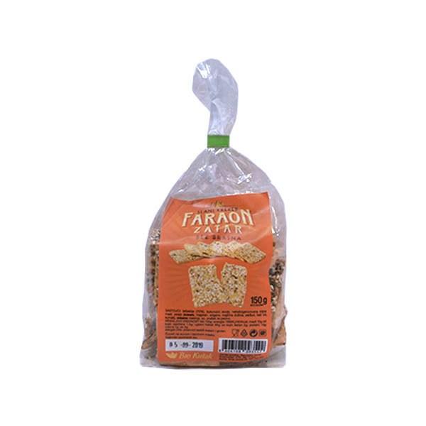 Slani kreker bez brašna Faraon Zatar 150g