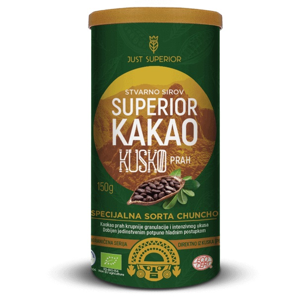 Kakao prah Kusko Just Superior 150g