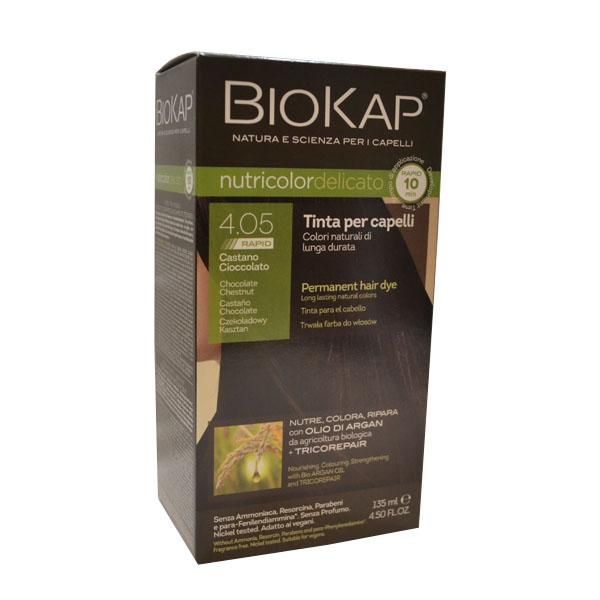 BioKap Delicato rapid Farba za kosu 4.05  čokolada kesten 135ml
