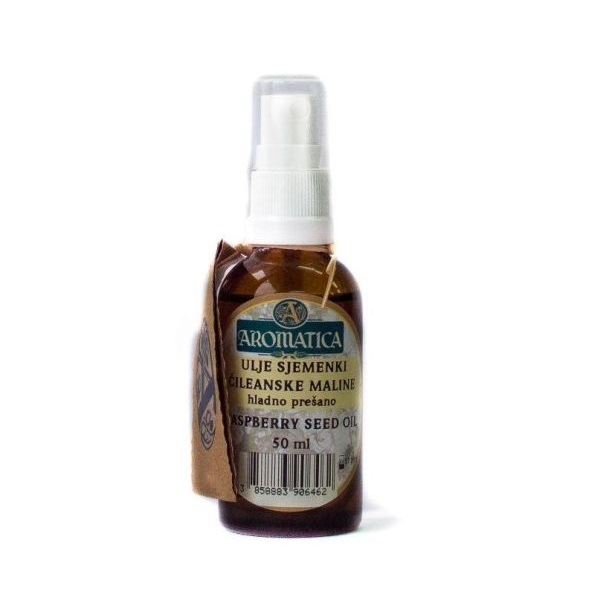 Aromatica Ulje semenki čileanske maline 50 ml