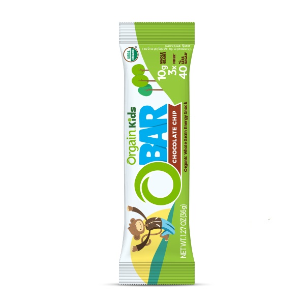 Orgain proteinska pločica za decu organic 36g