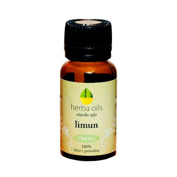 Herba Etarsko ulje Limun  10ml