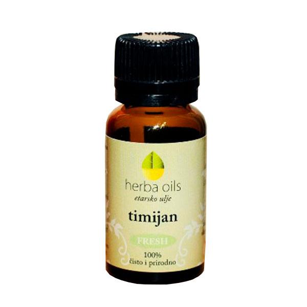 Herba Etarsko ulje Timijan  10ml