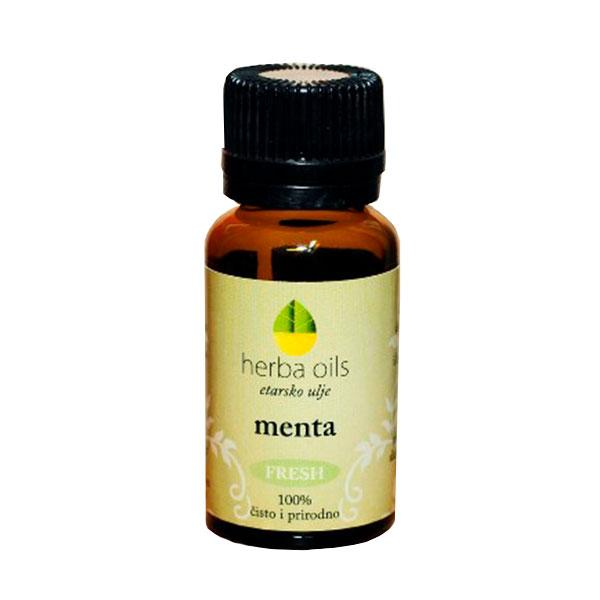 Herba Etarsko ulje  Menta 10ml