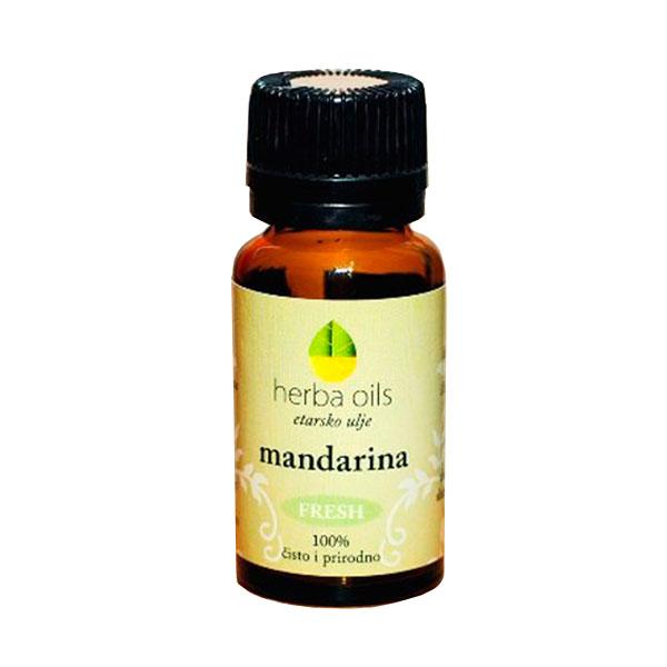 Herba Etarsko ulje Mandarina 10ml