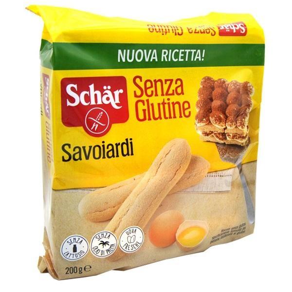 Schar Savoiardi - Piškote bez glutena 200g