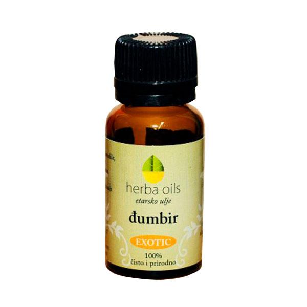 Herba Etarsko ulje Đumbir  10ml