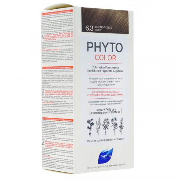 Phytocolor farba za kosu 6.3-dark golden blonde