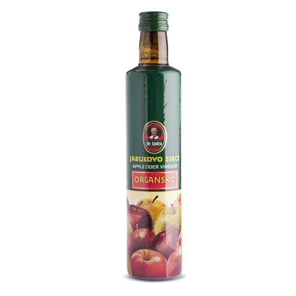 Jabukovo sirće organic Dr. Andra 500ml