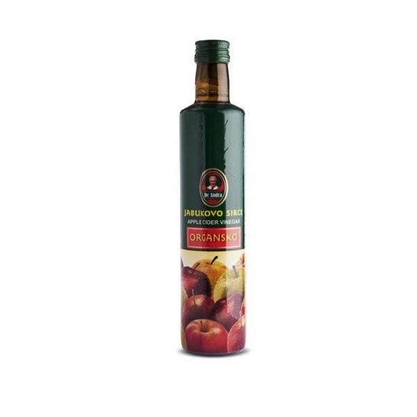 Jabukovo sirće organic Dr. Andra 250ml