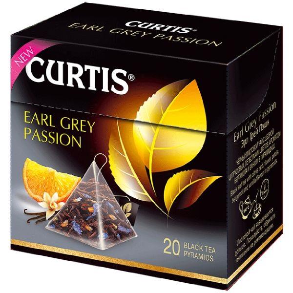 Curtis Earl Grey Passion - crni aromatizovani čaj 20 kesica