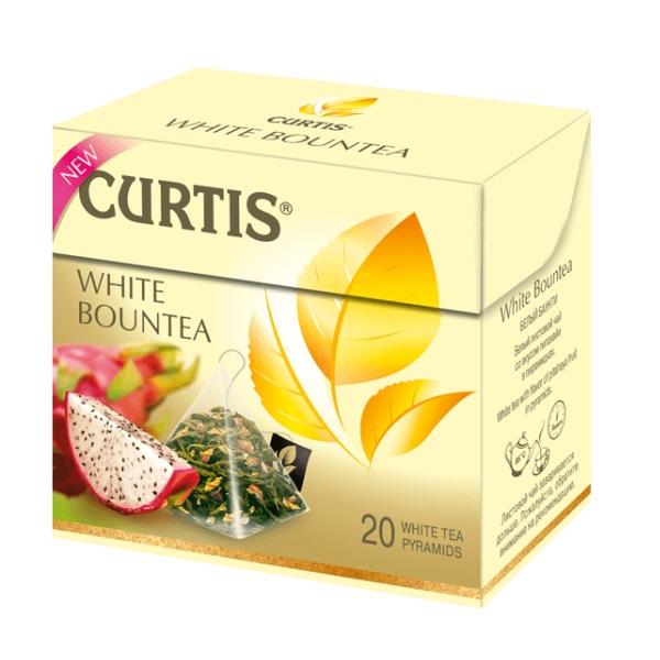 Curtis White Bountea - beli aromatizovani čaj  20 kesica