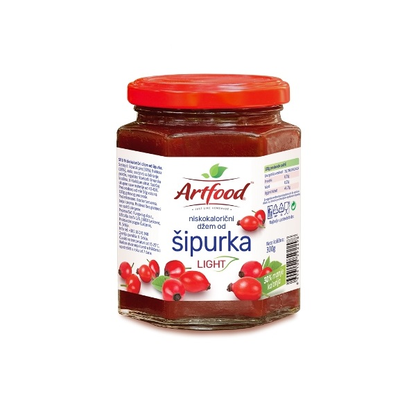 Džem od šipurka light Artfood 300g