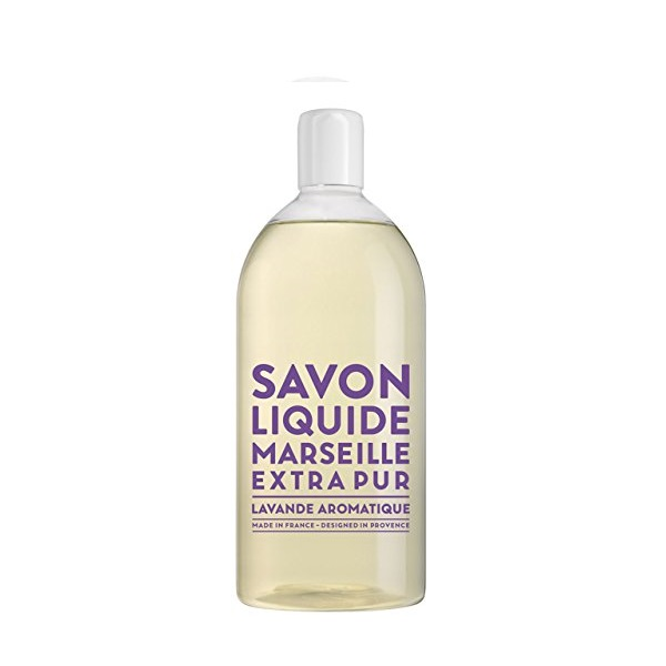 Marsejski tečni sapun Aromatična lavanda Extra Pur 1l