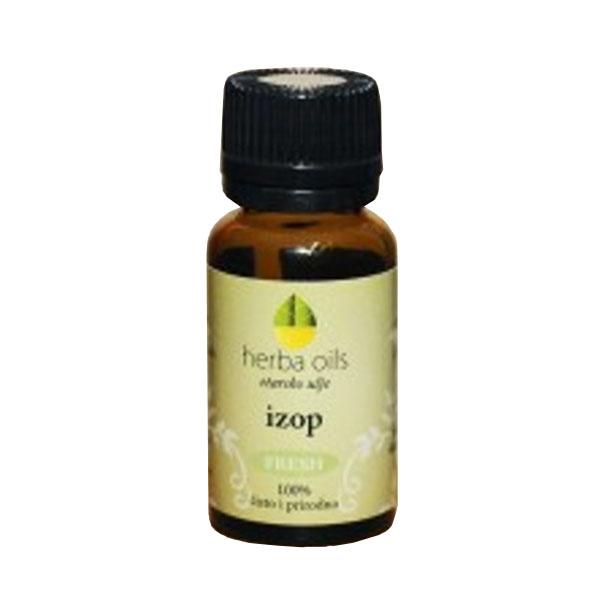 Herba Etarsko ulje Izop 10ml