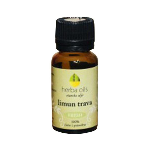 Herba Etarsko ulje Limun trava 10ml