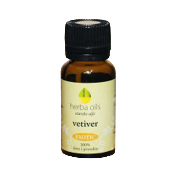Herba Etarsko ulje Vetivera 10ml