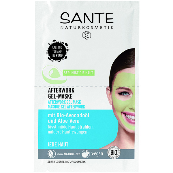 Sante  Afterwork maska za lice 8ml NOVO