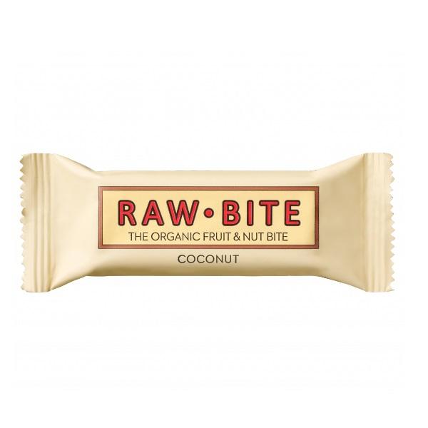 Raw Bite štanglica kokos 50g