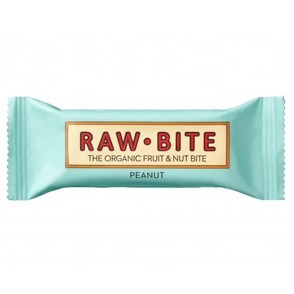 Raw Bite štanglica kikiriki 50g