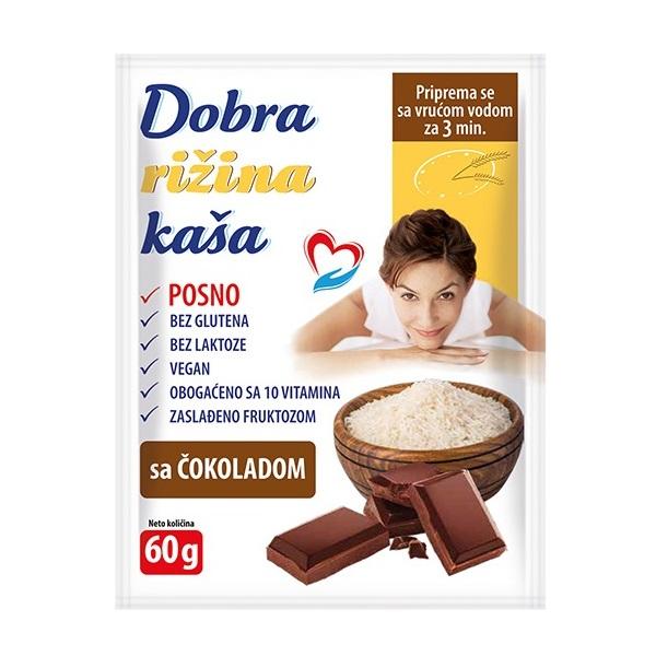 Dobra rižina kaša sa čokoladom 60g