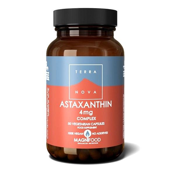 Terranova Astaxathin Complex 4mg 50 kapsula