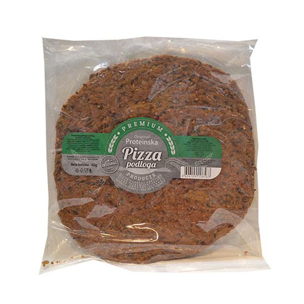 Original proteinska pizza podloga 145g
