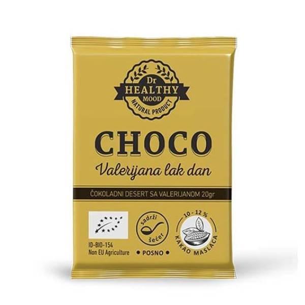 Cacao valerijana lak dan 15x5g