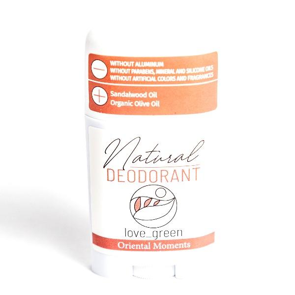 HederaVita – Natural dezodorans Oriental Moments 40ml