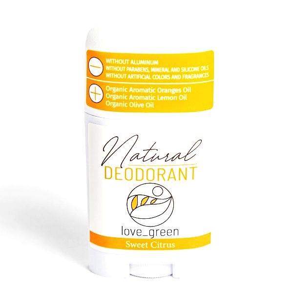 HederaVita – Natural dezodorans Sweet Citrus 40ml