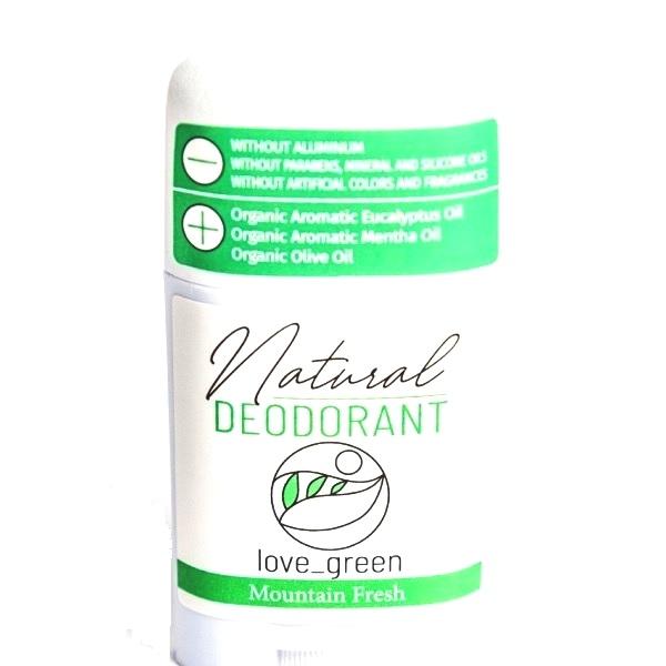 HederaVita – Natural dezodorans Mountain Fresh 40ml