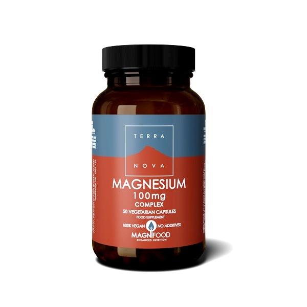 Terranova magnezijum bisglicinat 50 kapsula