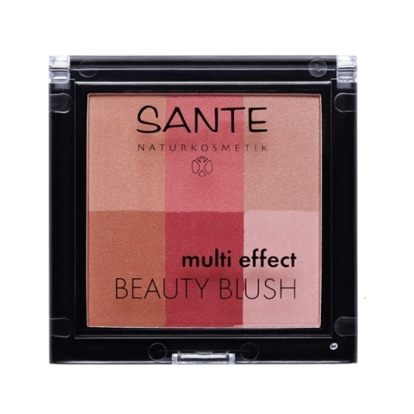 Sante Multi effect rumenilo 02- Cranberry 8g