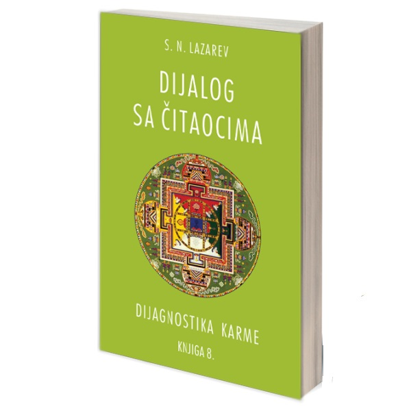 Dijalog sa čitaocima - dijagnostika karme knjiga 8. S.N. Lazarev
