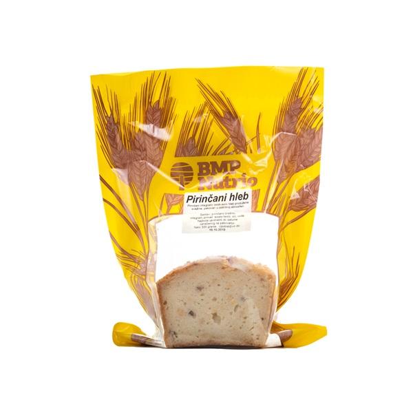 Hleb od pirinča bez kvasca BMP Nutiro 300g